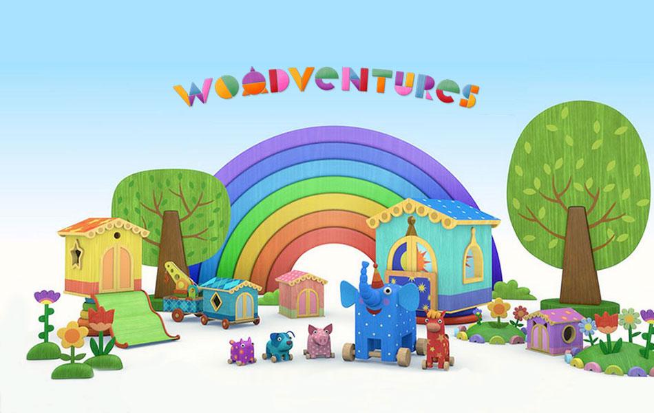 Woodventures animated series