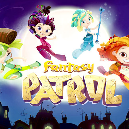 """Fantasy Patrol"" won prestigious international award Cyber Sousa"