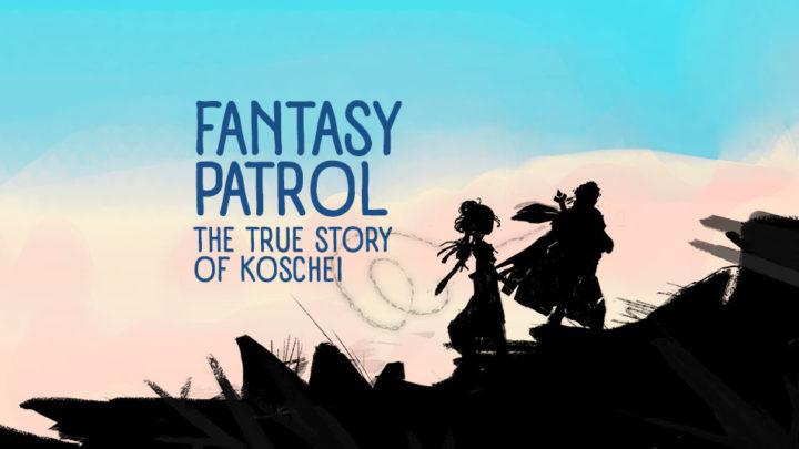 The Fantasy Patrol Universe