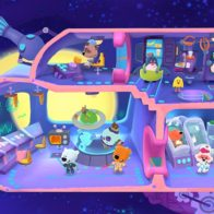 Be-be-bears in space • Game • 2