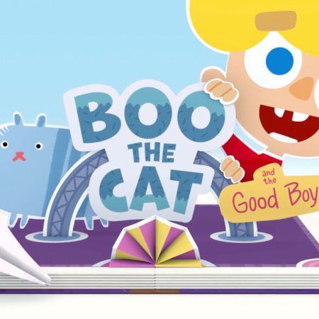 Boo The Cat and The Good Boy – about success of our newest series