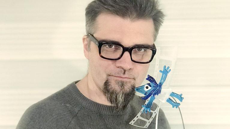 Evgeny Golovin Won an IKAR Award as the Best Producer of Animated Films