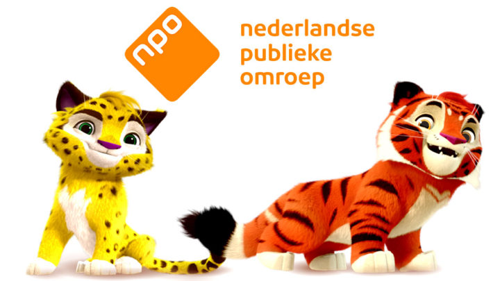 17 millions of people in the Netherlands are going to see Leo and Tig animated series
