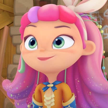 FIFTH SORCERESS WILLAPPEAR INTHE ANIMATED SERIES FANTASY PATROL