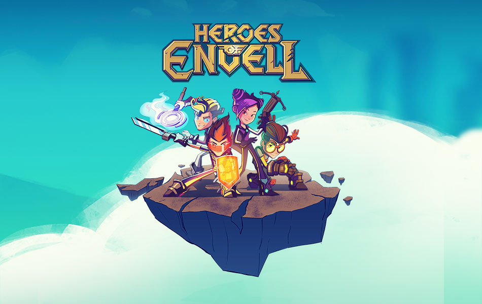 ABOUT HEROES OF ENVELL