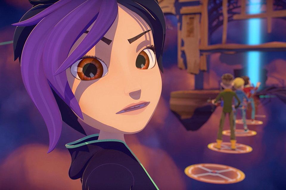 Watch the trailer for the second season of heroes of envell