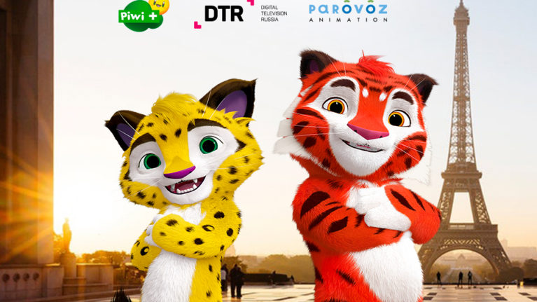 SECOND SEASON OF 'LEO AND TIG' WILLBE SHOWN INFRANCE