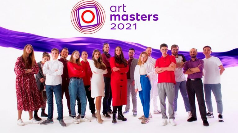 The Parovoz studio has become apartner ofacompetence inthe ArtMasters Championship